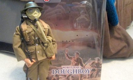 GI Joe 1999 WW1 Doughboy [Review]