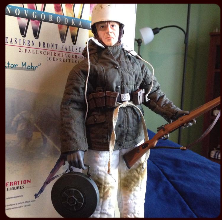 Picture of Dragon Figure, 2009 WW2 Novgorodka 1943 Victor Mohr