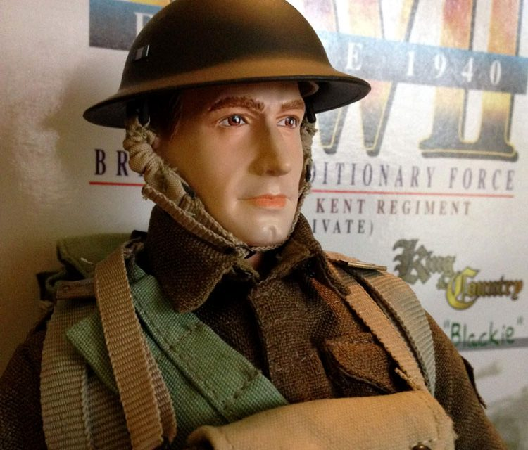 """Dragon """"Charles Blackie Black"""" – WW2 British Expeditionary Force [Review]"""