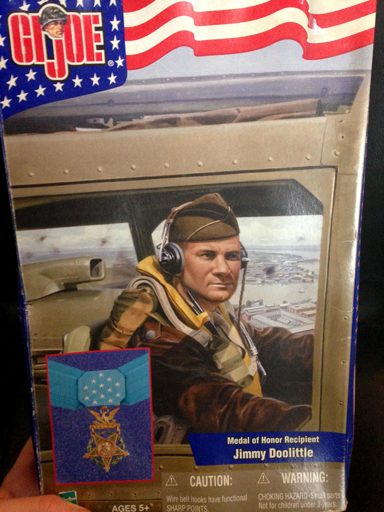 Jimmy Doolittle box