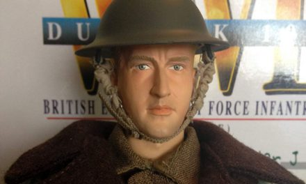 "Dragon ""Peter J. Coates"" – WW2 British Expeditionary Force Infantryman [Review]"