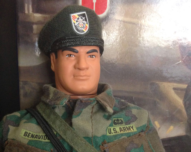 GI Joe 2001 Roy P. Benavidez [Review]