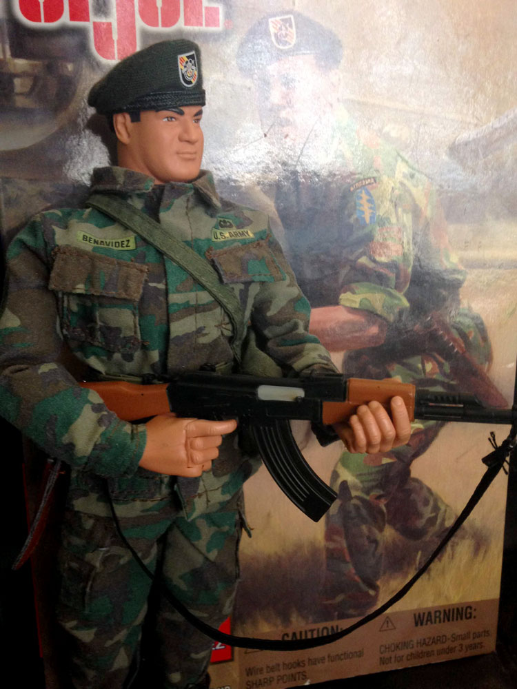 GI Joe Roy Benavidez