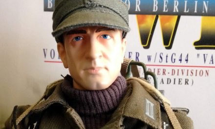 "Dragon ""Anton Wessel"" – WW2 Volksgrenadier w/STG44 ""Vampyr"" [Review]"