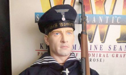 "Dragon ""Erich Spiegel"" – WW2 Kriegsmarine Seaman [Review]"