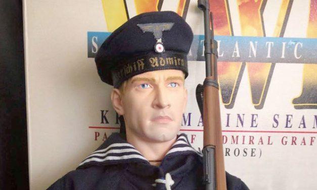 """Dragon """"Erich Spiegel"""" – WW2 Kriegsmarine Seaman [Review]"""