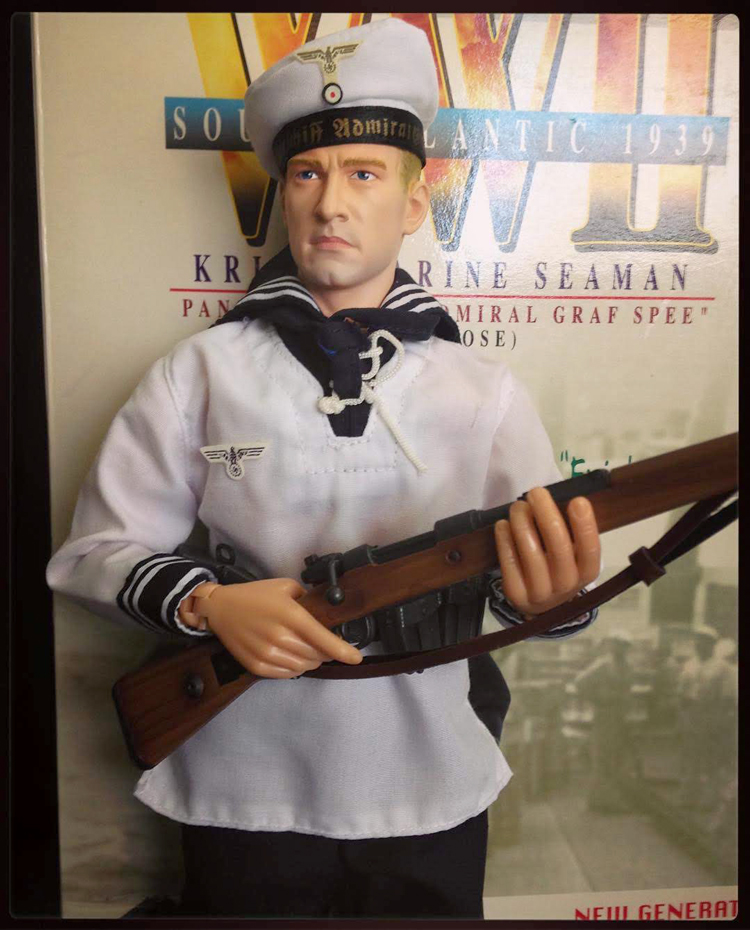 white uniform