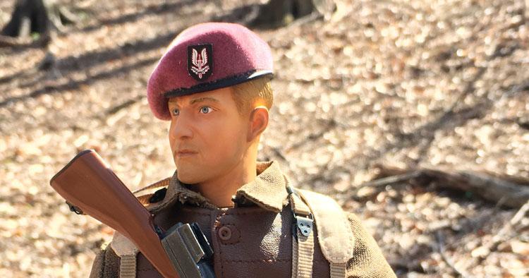 "Dragon ""Johnny Vicks"" – WW2 SAS Trooper [Review]"