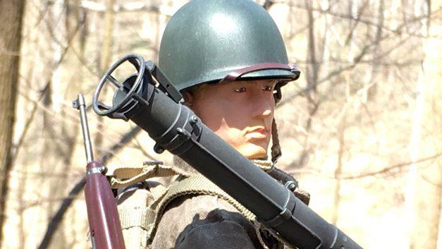 """Dragon """"James Ford"""" – WW2 U.S. Army Bazookaman [Review]"""