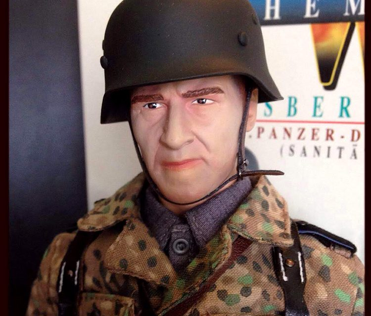 "Dragon ""Hinrich Weller"" – WW2 Frundsberg Medic [Review]"