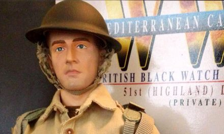 "Dragon ""Norman White"" – WW2 British Black Watch Infantryman [Review]"