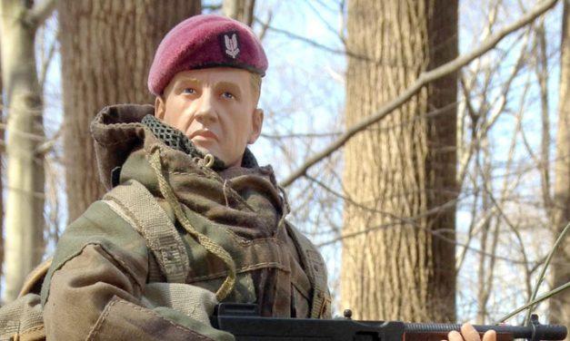 "Dragon ""Oscar Mckinnon"" – WW2 Special Air Service Commando [Review]"