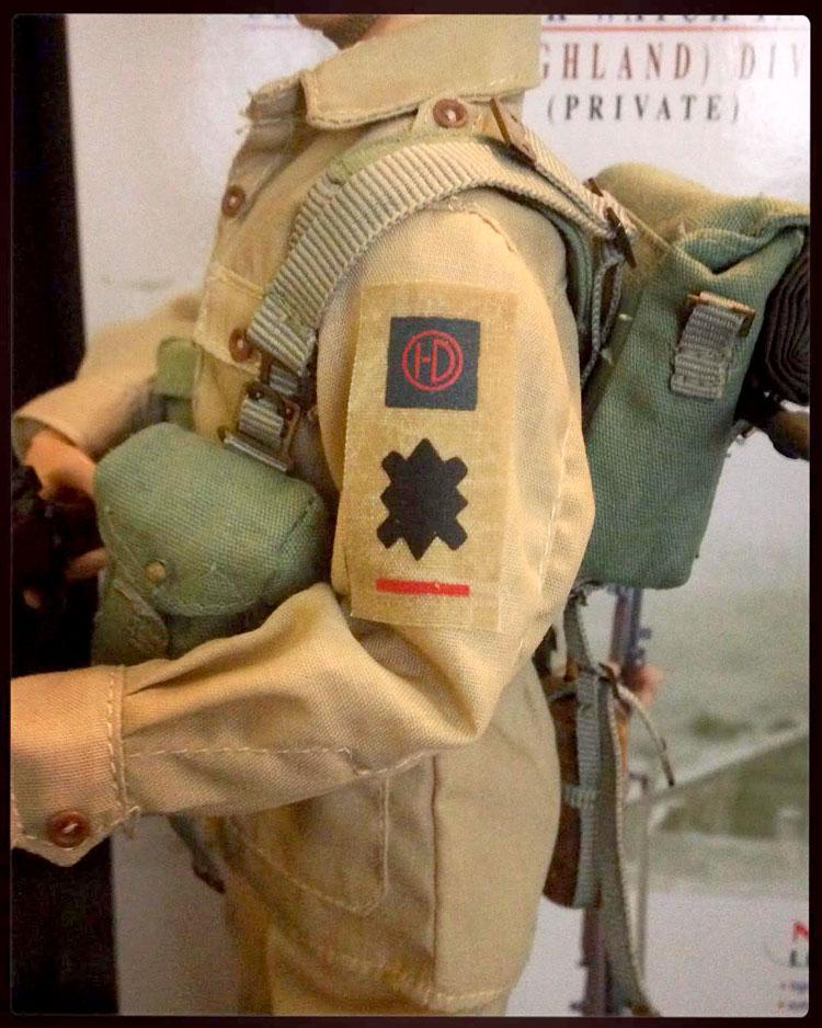 arm insignia