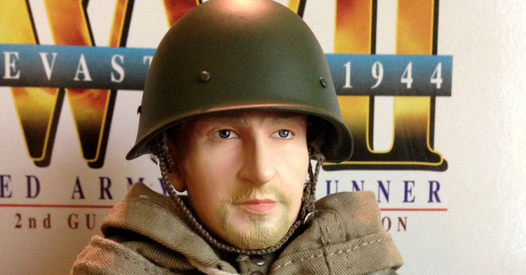 "Dragon ""Sergei Ivanovich Kozlov"" – WW2 Red Army DPM Gunner [Review]"