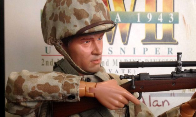 "Dragon ""Alan"" – WW2 USMC Sniper [Review]"