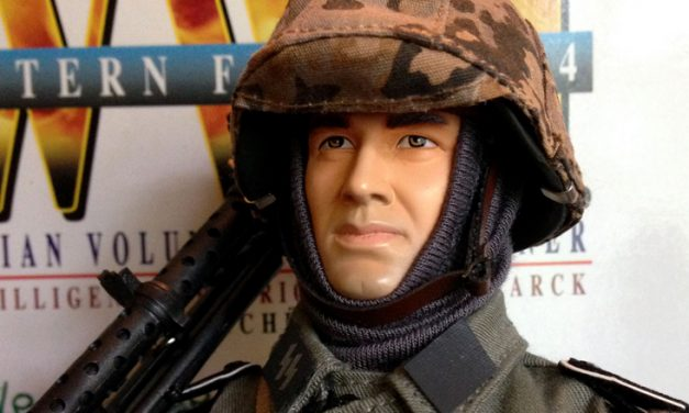 "Dragon ""Klaas Verhaegen"" – WW2 Belgian Volunteer MG34 Gunner [Review]"