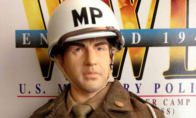 """Dragon """"Matt Clapton"""" – WW2 U.S. Military Police [Review]"""