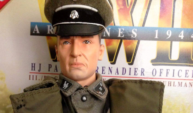 "Dragon ""Konrad Furst"" – WW2 HJ Panzergrenadier Officer [Review]"