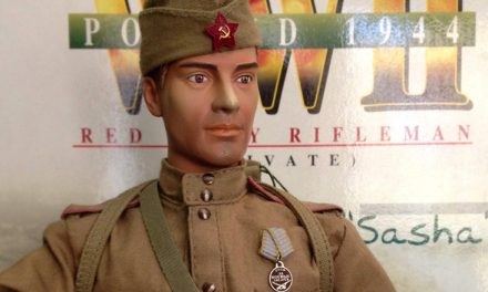 "Dragon ""Sasha"" – WW2 Red Army Rifleman [Review]"