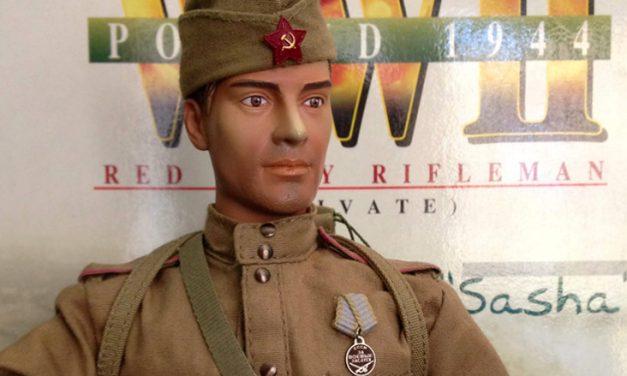 "Dragon ""Sasha"" – WW2 Red Army Rifleman [Review]"