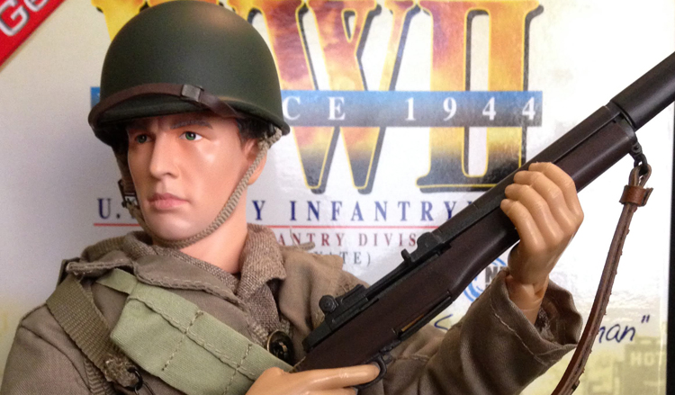 "Dragon ""Steve Hartman"" – WW2 U.S. Army Infantryman [Review]"