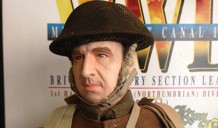 """Dragon """"Geordie Strong"""" – WW2 British Infantry Section Leader [Review]"""