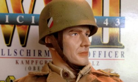 "Dragon ""Marcus Schaper"" – WW2 Fallschirmjager Officer [Review]"