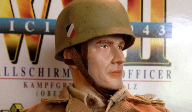 """Dragon """"Marcus Schaper"""" – WW2 Fallschirmjager Officer [Review]"""