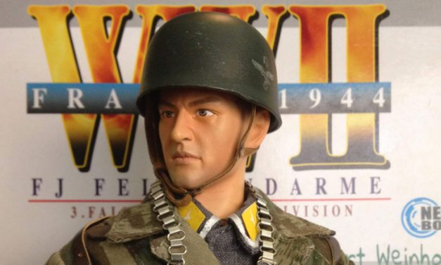 "Dragon ""Albert Weinholt"" – WW2 FJ Feldgendarme [Review]"