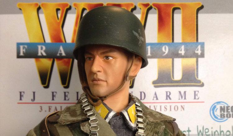 "Dragon ""Albert Weinholt"" – WW2 FJ Feldgendarme [Review]"