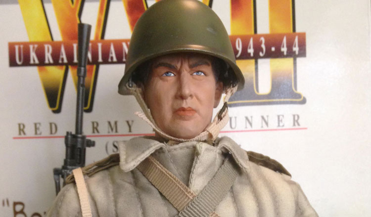 "Dragon ""Boris"" – WW2 Red Army LMG Gunner [Review]"