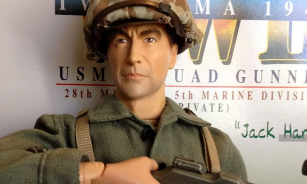 "Dragon ""Jack Hanlon"" – WW2 USMC Squad Gunner [Review]"