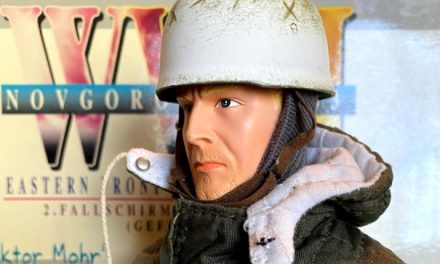 "Dragon ""Victor Mohr""- WW2 Eastern Front Fallschirmjager [Review]"