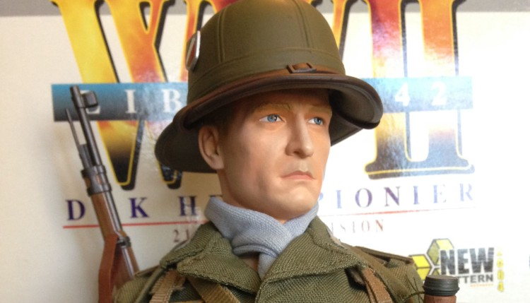 "Dragon ""Rolf Seeger"" – WW2 DAK Heer Pionier [Review]"