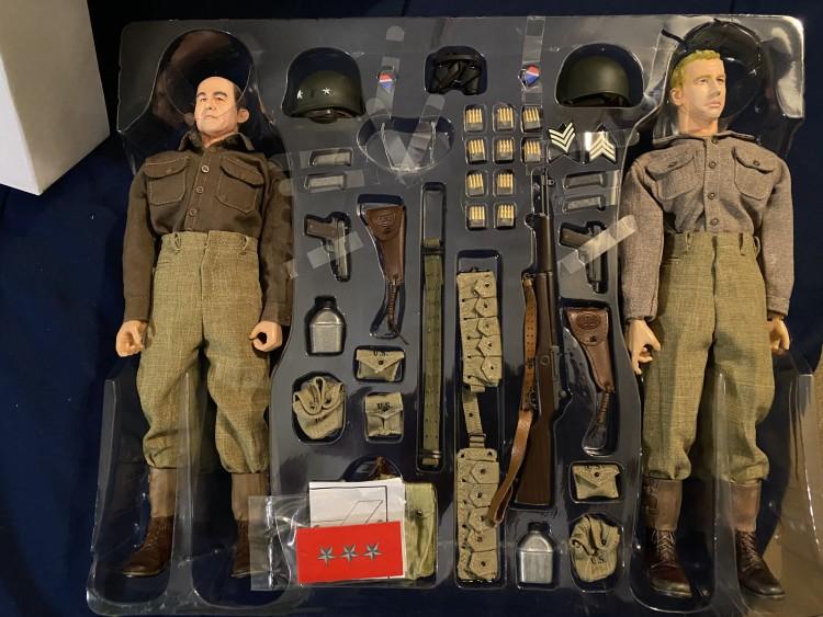 figures in packaging