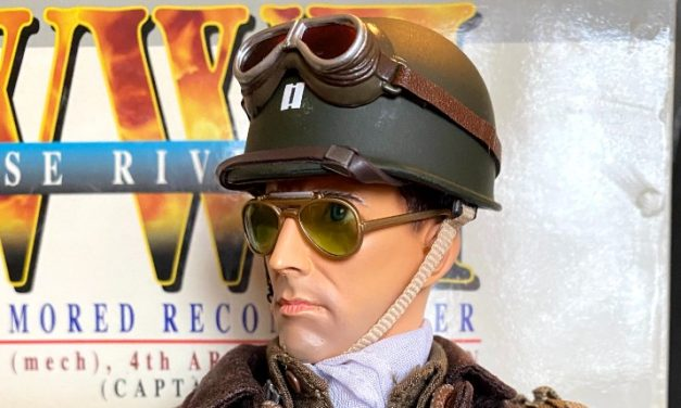"""Dragon """"Ben Harris"""" – WW2 U.S. Armored Recon Officer [Review]"""