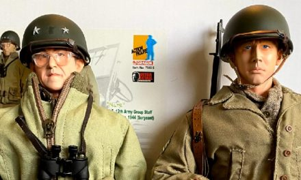 "Dragon ""Bradley"" & ""Nate"" – WW2 U.S. 12th Army Group Commander & Staff  [Review]"