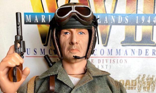 "Dragon ""Mike Walker"" – WW2 USMC Tank Commander [Review]"
