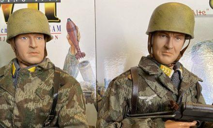 "Dragon ""Willi Junge"" & ""Josef Alte"" – WW2 Fallschirmjager 8cm Mortar Team [Review]"