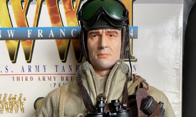 """Dragon """"Josh Ackerman"""" – WW2 U.S. Army Tank Crewman [Review]"""