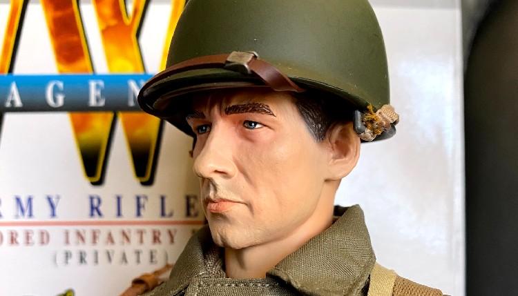 "Dragon ""Cory Walker"" – WW2 U.S. Army Rifleman [Review]"