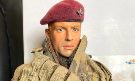 "Dragon USA Exclusive ""Daniel Blackburn"" – WW2 British Paratrooper [Review]"