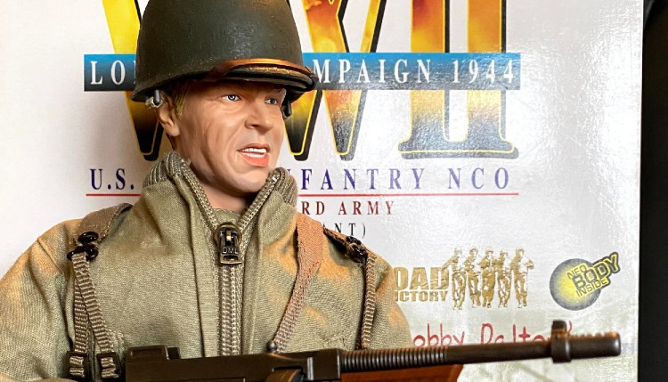 "Dragon ""Bobby Dalton"" – WW2 U.S. Army Infantry NCO [Review]"