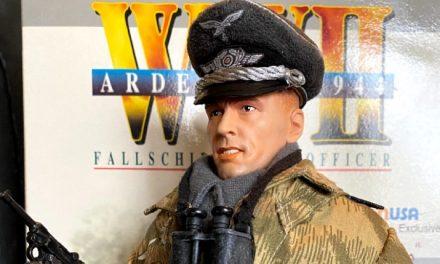"Dragon USA Exclusive ""Heinrich Zimm"" – WW2 Fallschirmjager Officer [Review]"