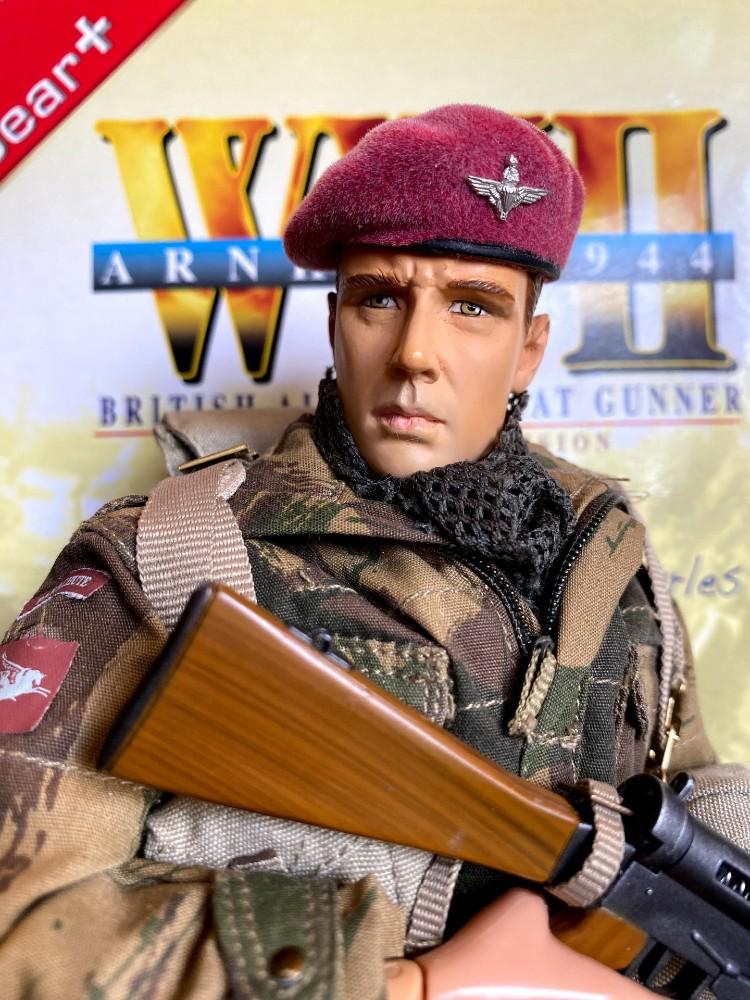 paratrooper beret