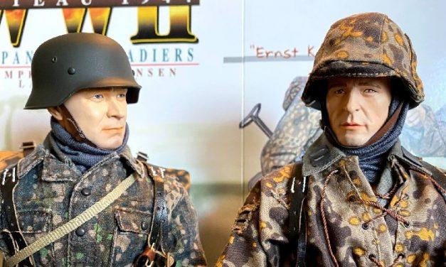 """Dragon """"Ernst Kalt"""" & """"Berthold Nasse"""" – WW2 LAH Panzergrenadiers [Review]"""